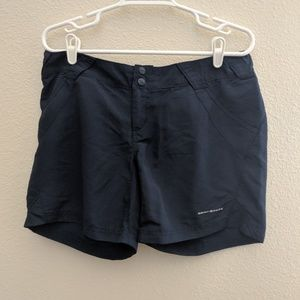 "Columbia Shorts 7"" inseam Omni-shade Hiking"